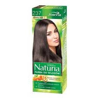8PCS Naturia Color Hair DYE (237) Cool brown