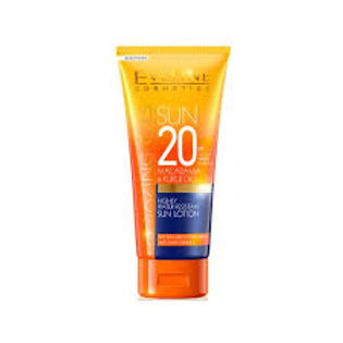 3PCS Highly Water Resistant Sun Lotion SPF20 200ml