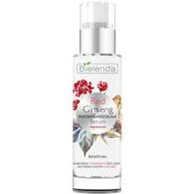 6PCS RED GINSENG repair anti-wrinkle serum day / night 30 ml