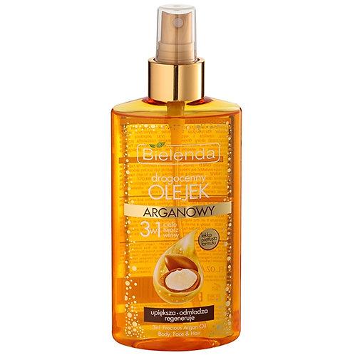 3PCS Precious Argan Oil 3in1 face/body/hair 150 ml