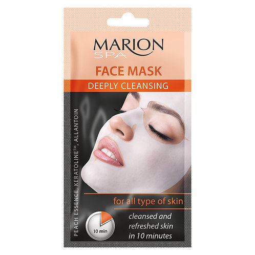 6pcs Deeply Cleansing Face Mask
