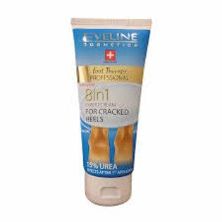 10PCS 8 in 1 Cream Cracked Heels 100 ml