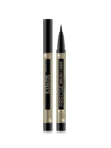 6pcs  PRECISE BRUSH LINER BLACK