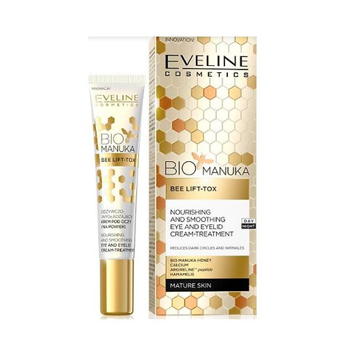 10pcs BIO MANUKA EYE AND EYELID CREAM 20ML