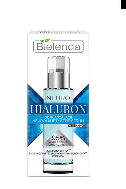 6 PCS NEURO HIALURON serum day/night 30 ml