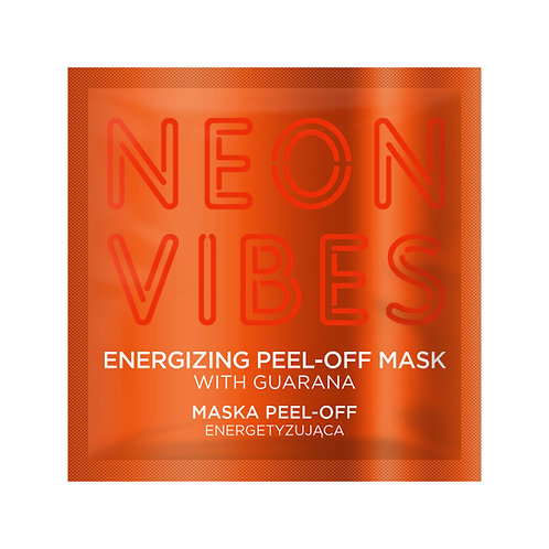12PCS Energizing Peel-off Mask – Neon Vibes