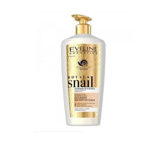 5PCS  Royal Snail Intensely Regenerating Oil Body Balm 350 ml