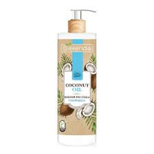 6pcs COCONUT OIL moisturizing body lotion 400 ml