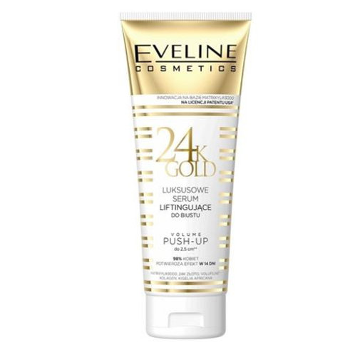 12pcs 24k gold luxury lifting push up serum