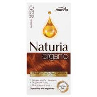 6pcs Naturia Organic hair dye No. 320 Flaring