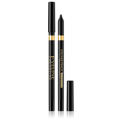 6PCS EYELINER PENCIL WATERPROOF