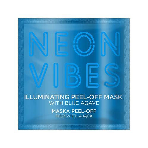 12PCS Illuminating Peel-off Mask – Neon Vibes