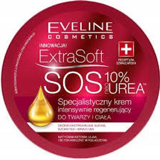 6PCS Extra Soft SOS 10% Urea Face & Body Cream