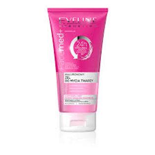 12PCS Facemed+ 3 in1 Hyaluronic Moisturising Face Wash Gel all skin type 150ml
