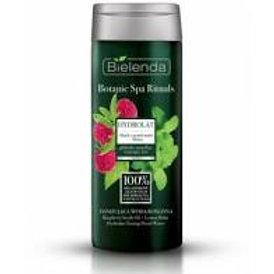6PCS BOTANIC SPA RITUALS Raspberry Seeds Oil + Lemon Balm Hydrolate toning 200ML