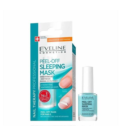 12PCS Nail Therapy PROFESSIONAL PEEL-OFF SLEEPING  Mask