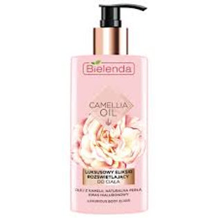 6PCS Camellia Oil Luxurious Body Elixir 150ml