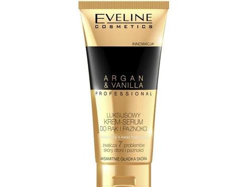 10PCS Luxury Hand and Nail Cream Serum Argan Vanilla