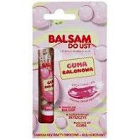 6pcs  Lip Balm Bubble Gum 10ml