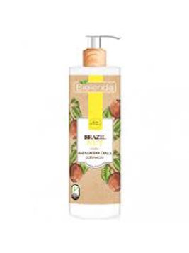 6pcs BRAZIL NUT nourishing body lotion 400 ml
