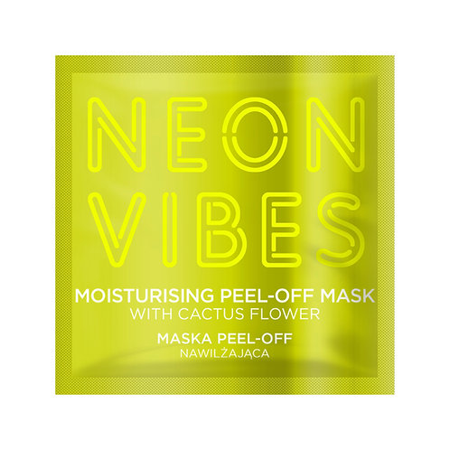 12PCS Moisturising Peel-off Mask – Neon Vibes
