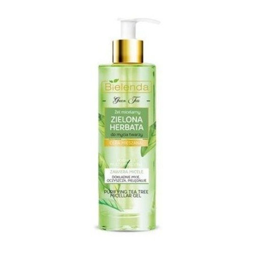 6PCS Green Tea Micellar Gel Mixed Complexion 200 G