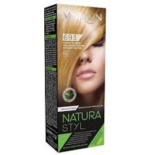 6PCS HAIR COLOR CREAM NATURA STYL_SUNNY BLONDE