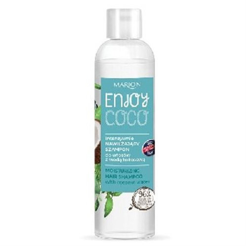 8PCS HOT OILING HAIR TREATMENT ,ENJOY COCO 200ML