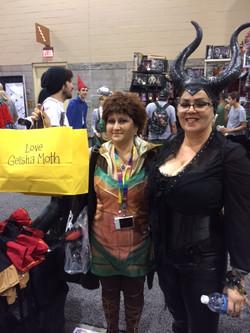 GM Shopping @ Phx Comic Con!