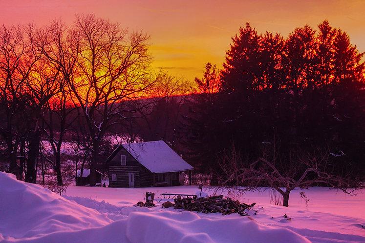 Ski Hi Sunset