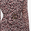 Thumbnail: MICHAEL KORS Dainty Floral-print Belted Dress