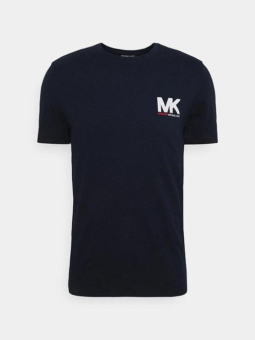 MICHAEL KORS Sport Logo Cotton T-Shirt