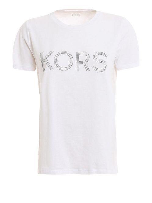 MICHAEL KORS Studded T-Shirt