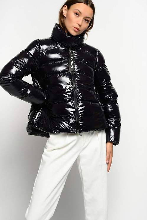 PINKO Micro Reefer Coat