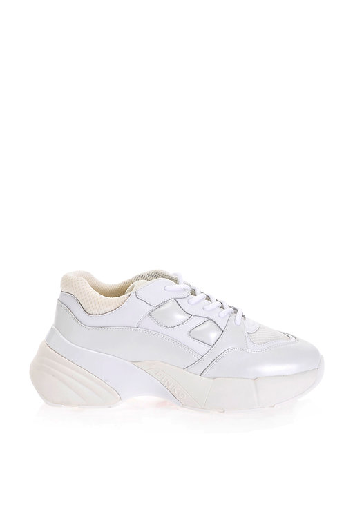 PINKO Pearl-look Sneakers