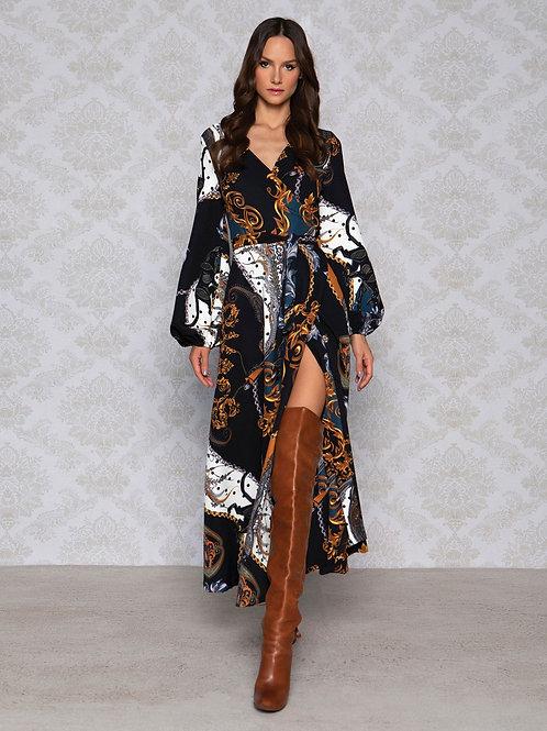 Peace&Chaos Vintage Baroque Dress