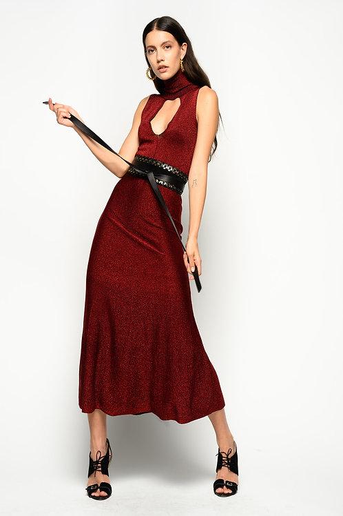 PINKO Horten Long Dress