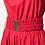 Thumbnail: MICHAEL KORS ruffle-hem dress