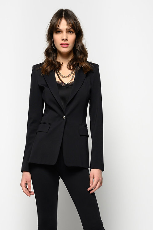 PINKO Technical Milano Stitch Blazer