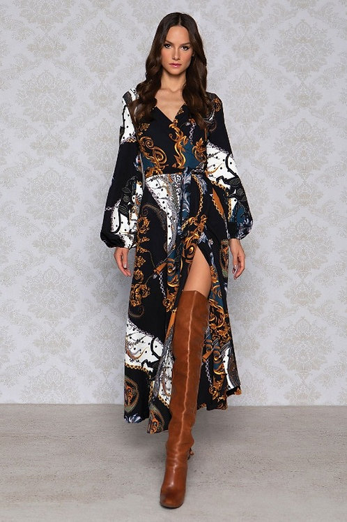 Peace&Chaos Vintage Baroque Dress