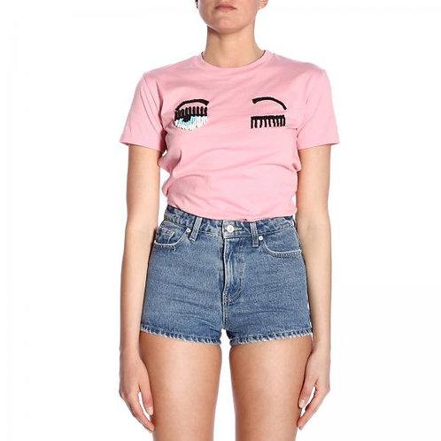 CHIARRA FERRAGNI flirting T-shirt