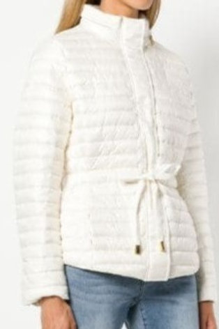MICHAEL KORS Drawstring-Waist Padded Jacket