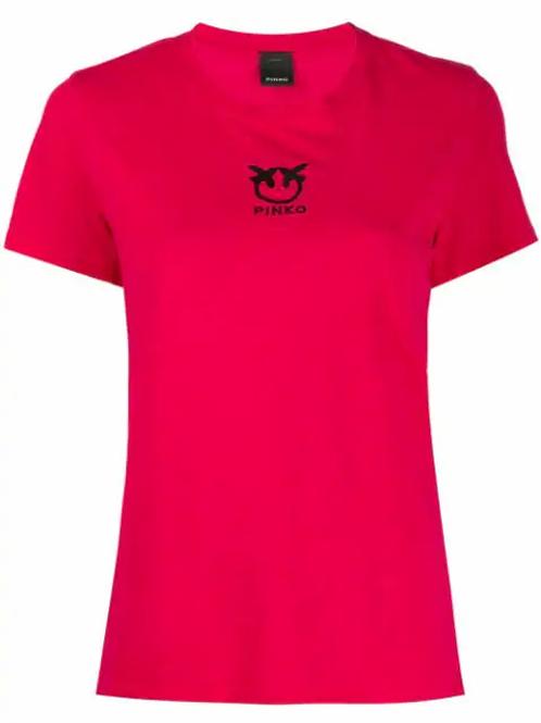 PINKO t-shirt persian red bussolano