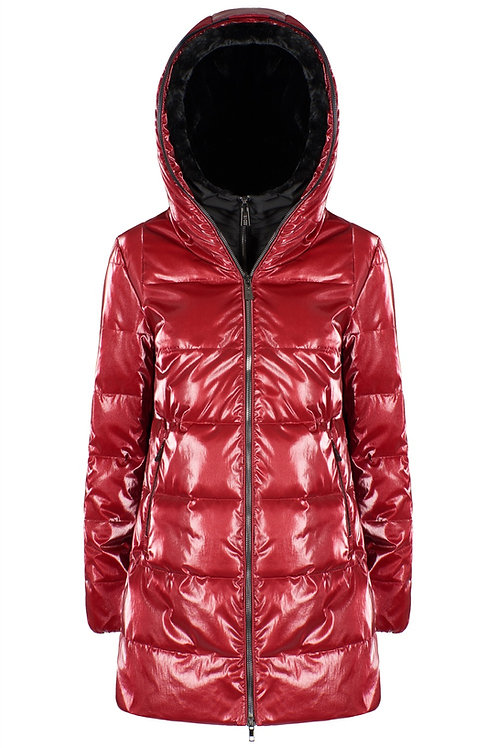 YES ZEE RED PUFFER