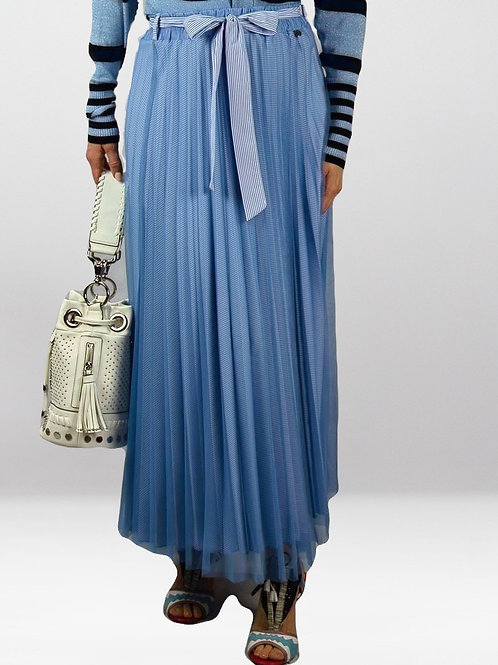 TENSIONE IN  Pleated Skirt