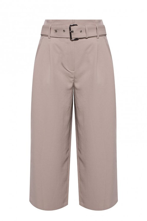 MICHAEL KORS Cady Belted Culottes