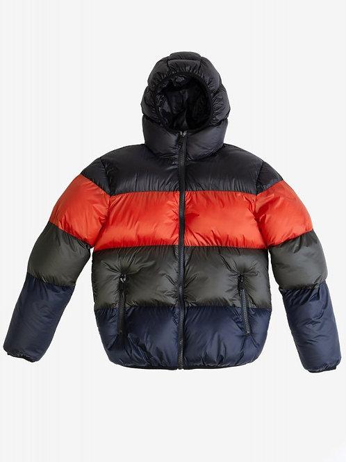 GIANNI LUPO Hooded Puffer Jacket