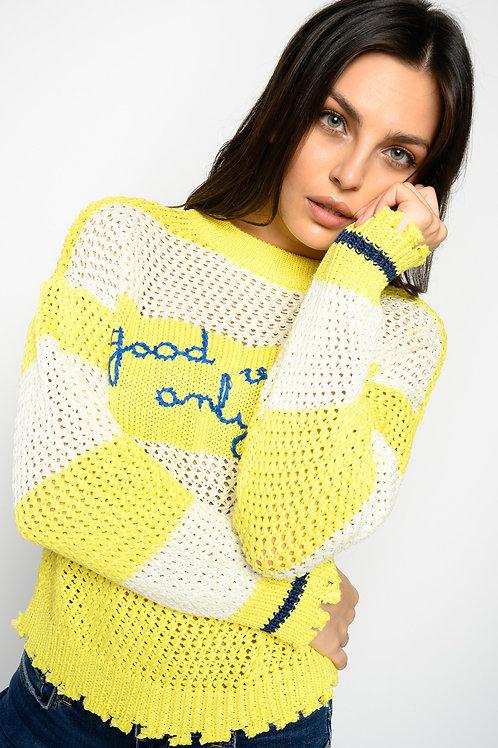 PINKO Funny Sweater