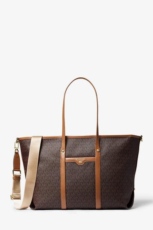 MICHAEL KORS Beck Large Logo Tote Bag Style