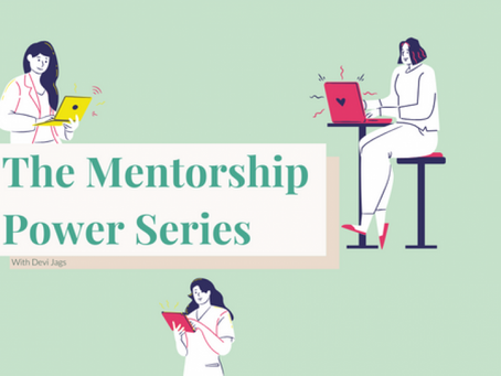 How To Find A Mentor #MentorshipPowerSeries